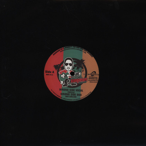 Protoje / Don Corleon - Wrong Side / Wrong Side Dub