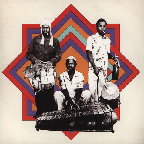 V.A. - African Music Today EP