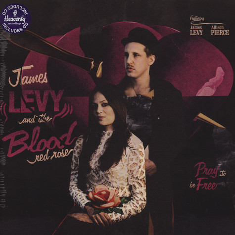 James Levy & The Blood Red Rose - Pray To Be Free
