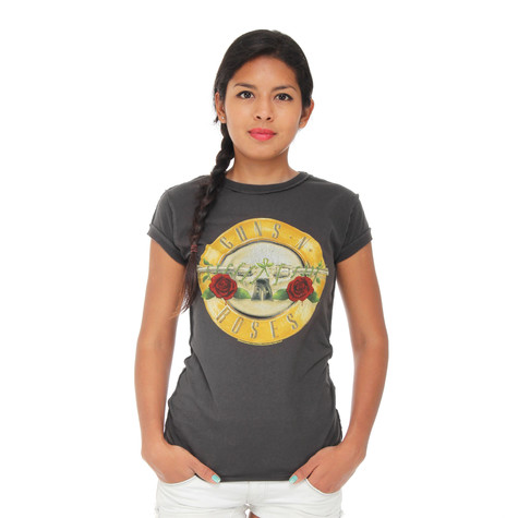 Guns N Roses - Drum Women T-Shirt