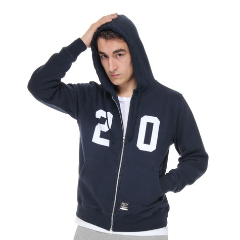 FUCT - FUCT Basics 20th Zip Up Hoodie