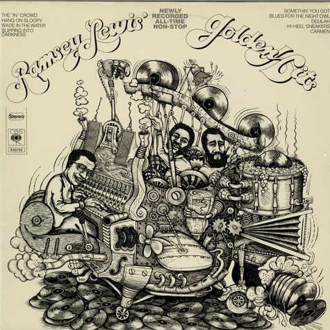 Ramsey Lewis - Newly recorded all-time non-stop golden hits