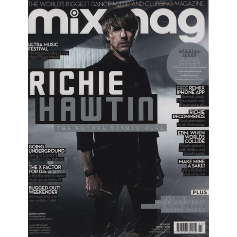 Mixmag - 2012 - 03 - March
