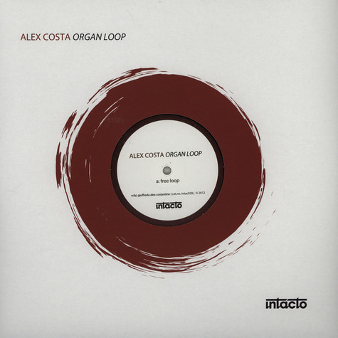 Alex Costa - Organ Loop