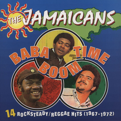 V.A. - Baba Boom Time: 14 Rock Steady & Reggae Hits 67-72