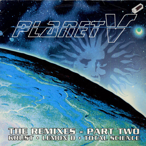 Krust - Planet V (The Remixes - Part Two)