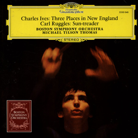 Charles Ives / Carl Ruggles - Three Places In New England / Sun-treader