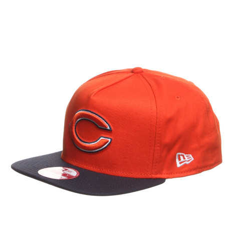 New Era - Chicago Bears NFL Reverse Team Logo Snapback Cap
