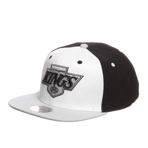 Mitchell & Ness - Los Angeles Kings NHL Hi Crown Snapback Cap