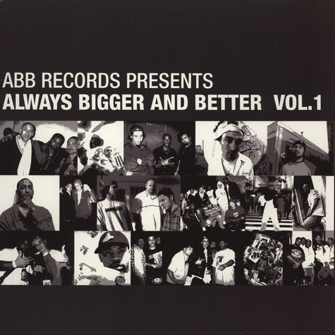 V.A. - Always Bigger And Better Volume 1
