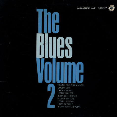 V.A. - The Blues Volume 2