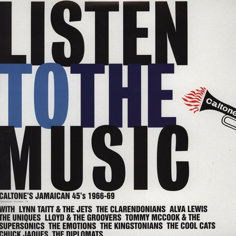 V.A. - Listen To The Music (Caltone 1966-1969)