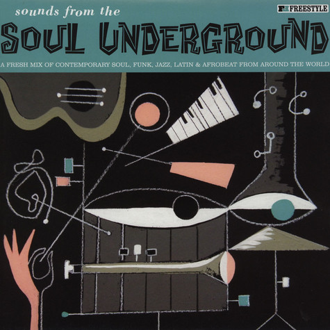 V.A. - Sounds From The Soul Underground