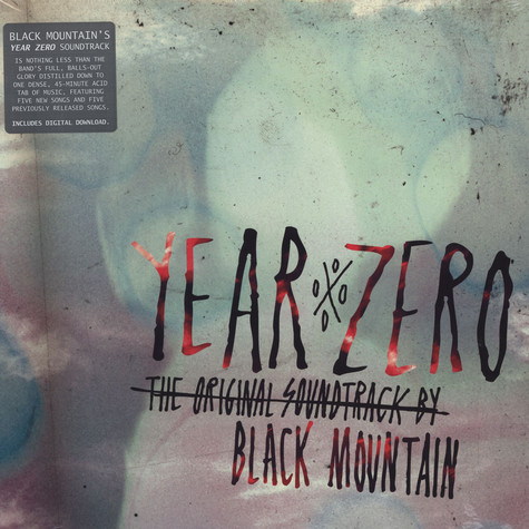 Black Mountain - OST - Year Zero