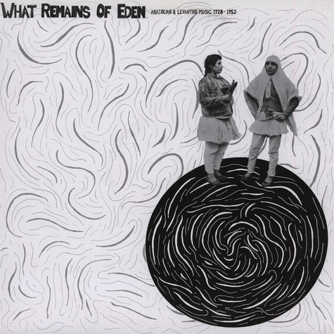 V.A. - What Remains Of Eden