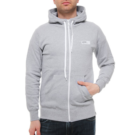 DRMTM - Basic Zip Up Hoodie