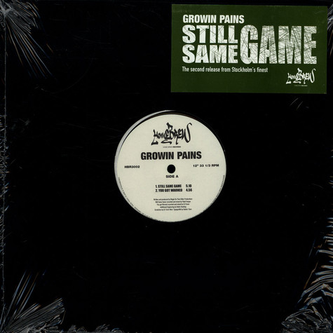 Growin Pains - Still Same Game