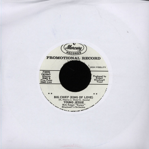 Young Jessie - Big Chief (King Of Love)