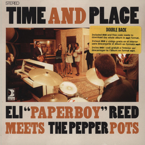 Pepper Pots, The & Eli Paperboy Reed - Time And Place EP + DVD