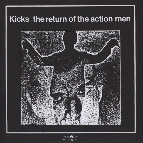 Kicks - Secret / Return Of The Action Men