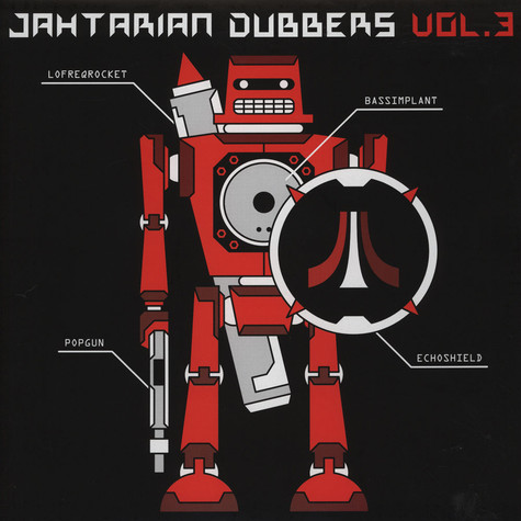Jahtarian Dubbers - Volume 3