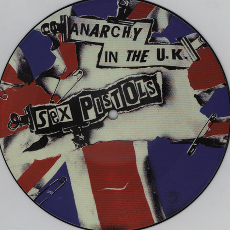 Sex Pistols - Anarchy In The UK / I Wanna Be Me
