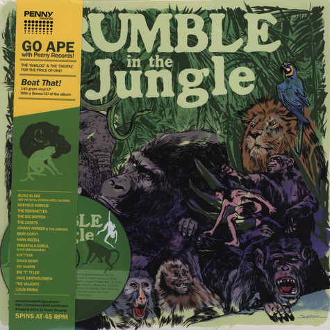 V.A. - Rumble In The Jungle