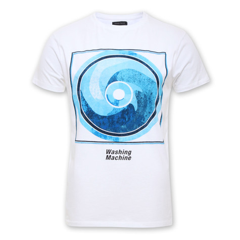 Sixpack France x LVL Studio - Washing Machine T-Shirt