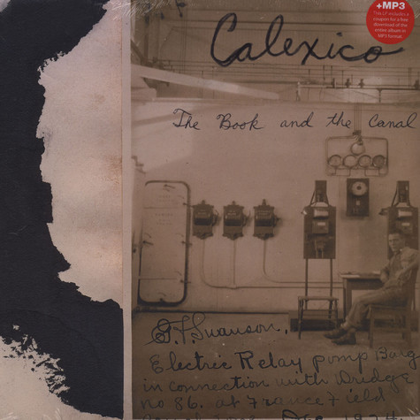 Calexico - The Book And The Canal