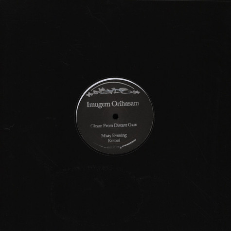 Imugem Orihasam - Gleam From Distant Gate EP