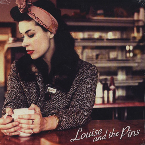 Louise & The Pins - Bell Jar