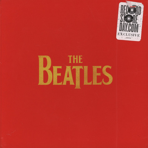 Beatles, The - 1's Singles Collection Box