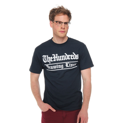 The Hundreds - Old English T-Shirt
