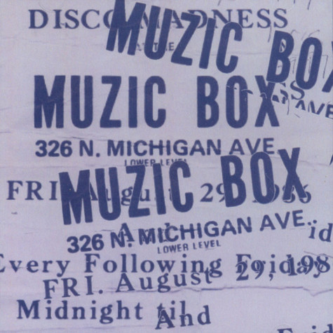 Ron Hardy - Muzic Box Classics Volume 2