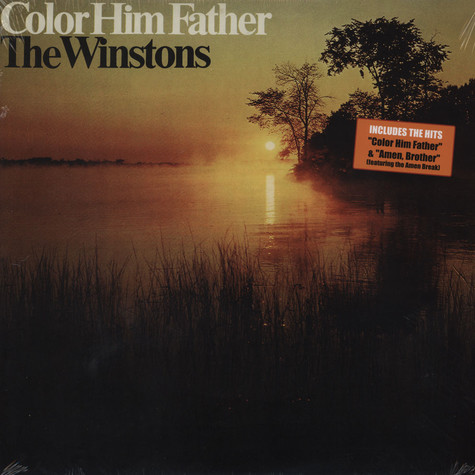 Winstons, The - Color Him Father