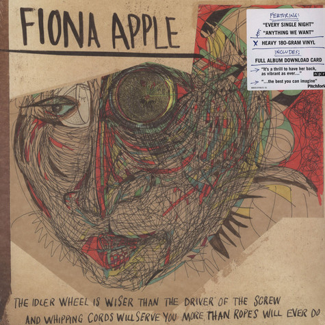 Fiona Apple - Idler Wheel Is Wiser Than The Driver Of The Screw