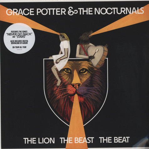 Grace Potter & Nocturnals - Lion The Beast The Beat