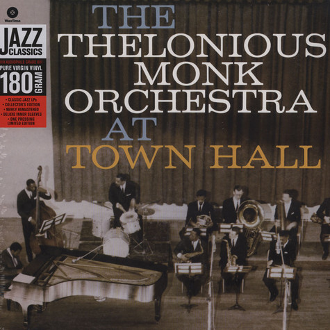 Thelonious Monk Orchestra - At Town Hall