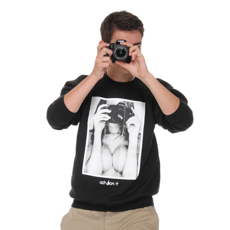 Acrylick - Memories Crewneck Sweater