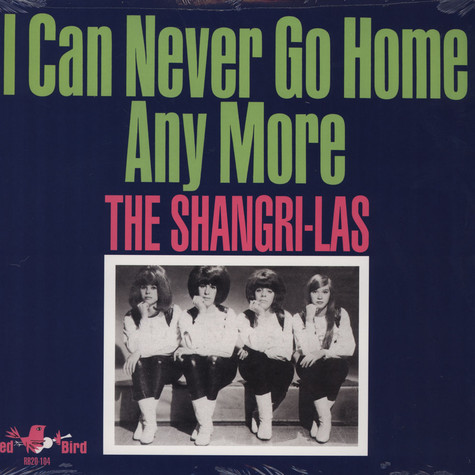 Shangri-Las - I Can Never Go Home Anymore