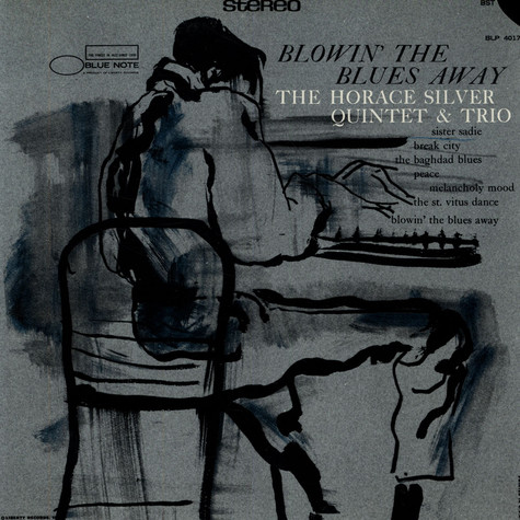 Horace Silver Quintet, The & Trio - Blowin' The Blues Away