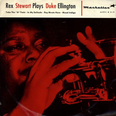 Rex Stewart - Rex Stewart Plays Duke Ellington