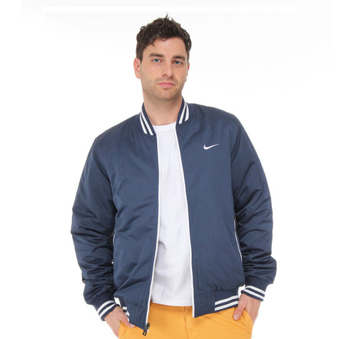 Nike - Padded AD Reversible Varsity Jacket