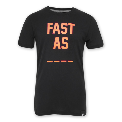 Nike - RU Fast As T-Shirt