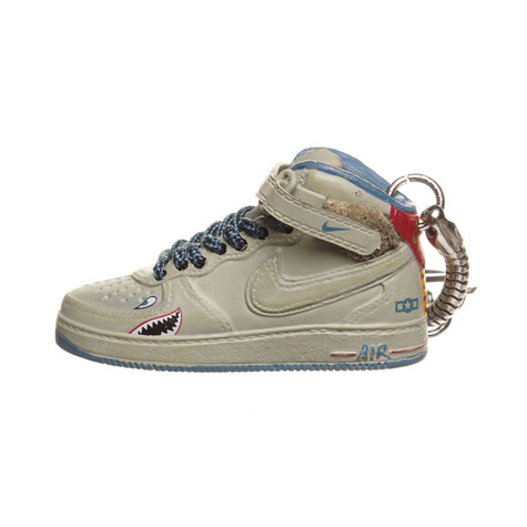 Sneaker Chain - Nike Air Force 1 Mid US Air Force