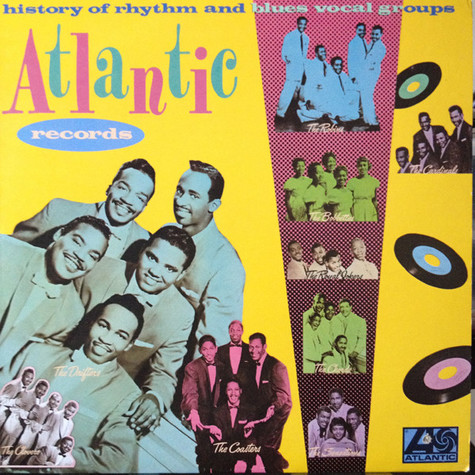 V.A. - Atlantic Records History Of Rhythm And Blues Vocal Groups