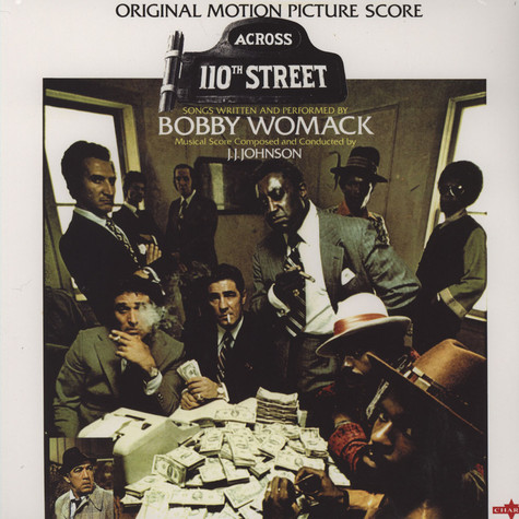 Bobby Womack - Across 110St Street Limited Edition