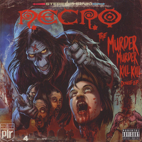 Necro - The Murder Murder Kill Kill EP