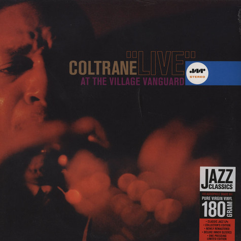 John Coltrane - Live At The Village Vanguard