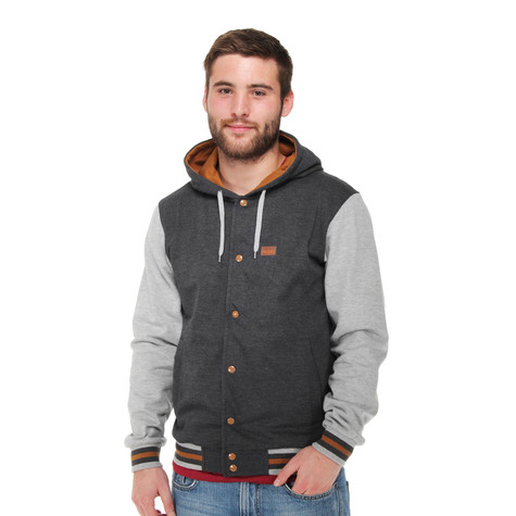 Iriedaily - Irie College Hooded Jacket
